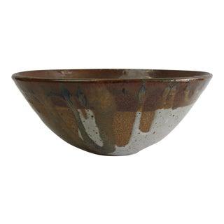 David Cressey Style Stoneware Bowl