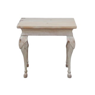 French Provencal Style Side Table