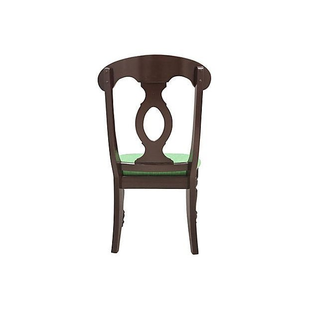 Biedermeier Kate Spade Dining Chairs - Set of 4 - Image 6 of 8