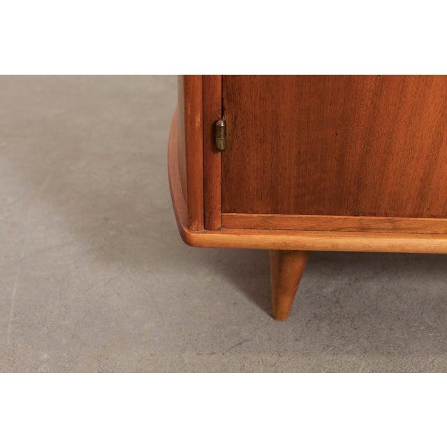 William Watting-Style Small Walnut Credenza - Image 10 of 10