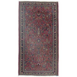 RugsinDallas Antique Turkish Sparta Rug - 3' X 5' 7""