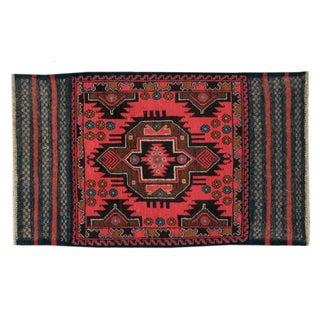 Apadana Vintage Red Baluch Rug - 3' X 4'