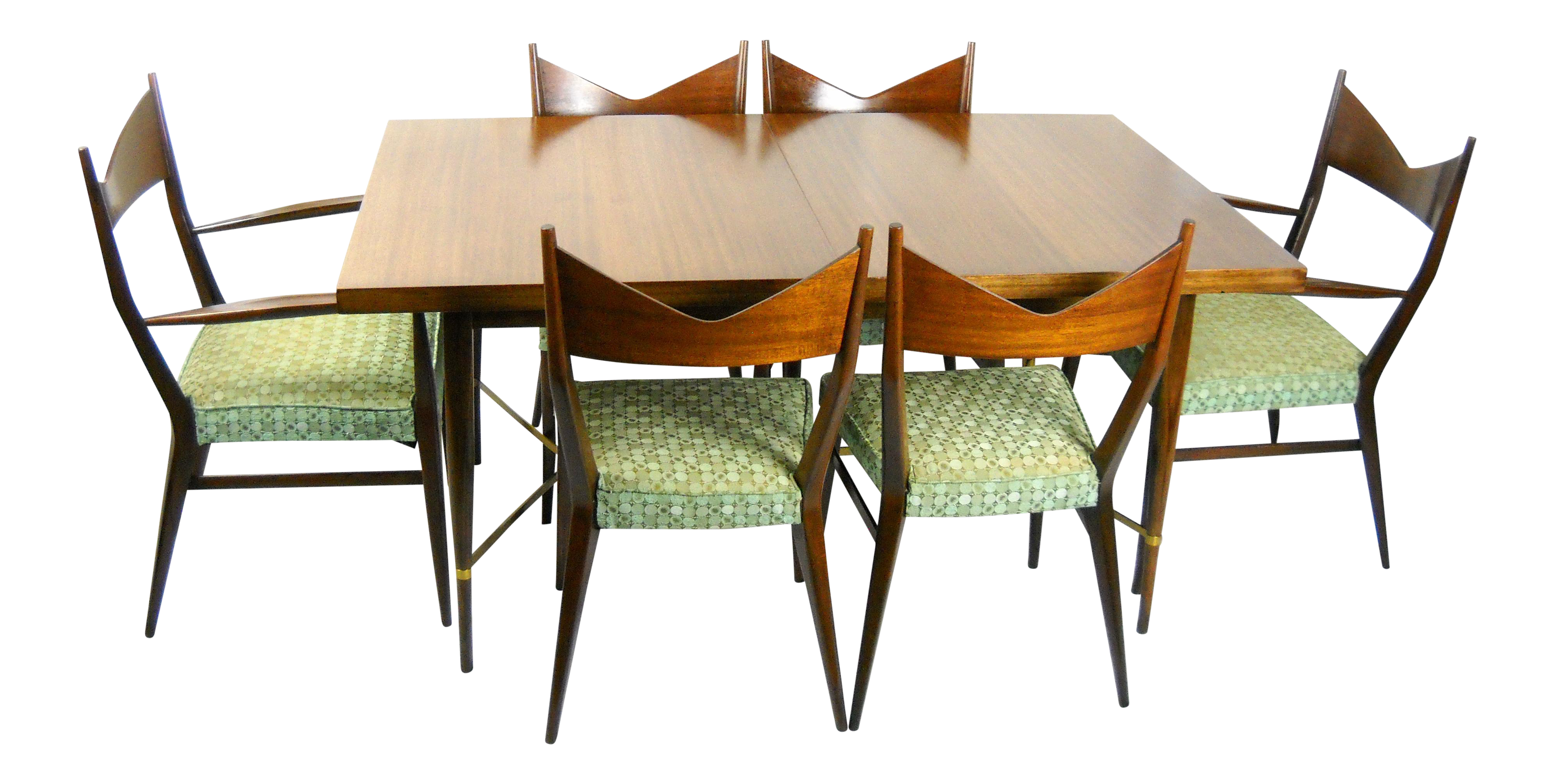 Vintage bent plywood thonet chair - Vintage Amp Used Brown Dining Sets Chairish
