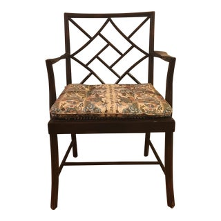 Chinese Chippendale Chair by Century Chair Company