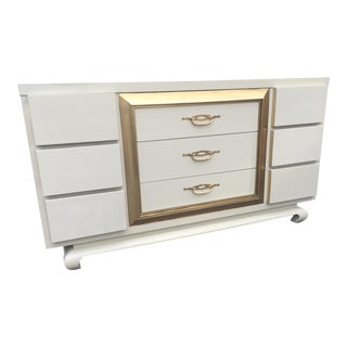 American of Martinsville Hollywood Regency Dresser