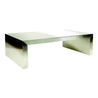 Erinn V. Mirrored Cocktail Table