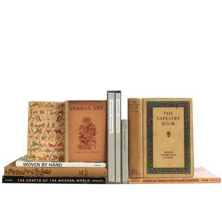 Tapestries, Rugs & Artisanal Handiwork Books- S/10