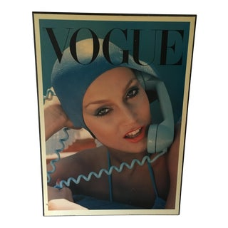 Iconic 1975 Vogue Cover