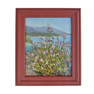 Marcia Morehart View of Summerland Painting