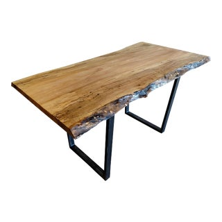 Gambrell Renard Live Edge Table