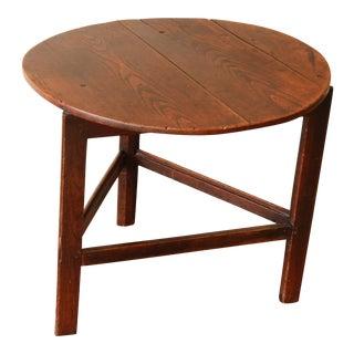 18th Century English Oak Tavern Table