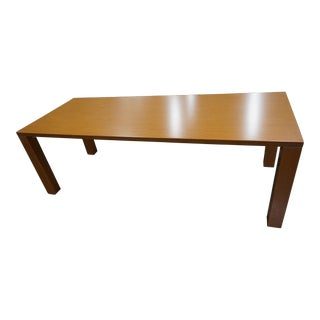 Knoll Reff Profile Cherry Wood Table