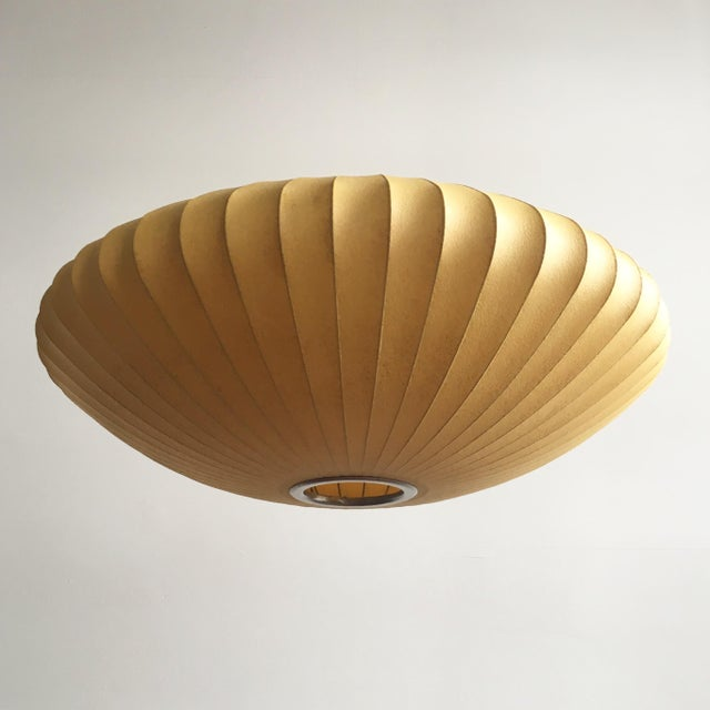 George Nelson For Howard Miller Saucer Bubble Lamp Chairish