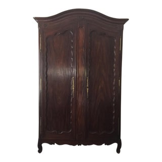 Magificient Antique French Armoire