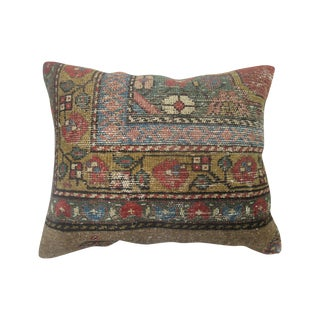 Camel Persian Rug Pillow