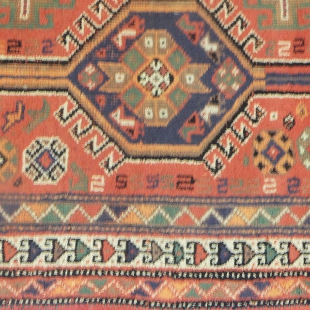 "Persian Shiraz, 4'' x 9'2"" - Image 3 of 4"