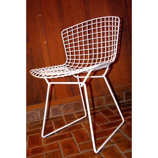 Harry Bertoia Knoll Metal Side Chair - Image 2 of 6
