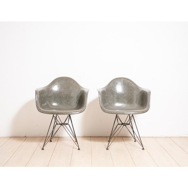 2nd Generation 1950's Eames Zenith Dar Chairs - 2 - Image 2 of 10