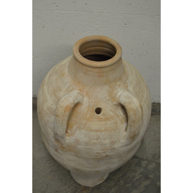 Image of Antique Greek Pottery Terracotta Wine Stamna
