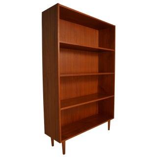 Mid Century Danish Teak Bookcase