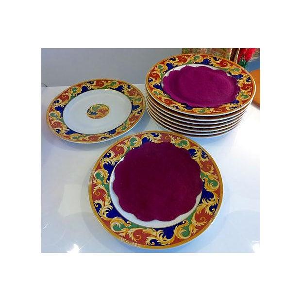 Rosenthal Carlotta Renaissance Plates - Set of 8 - Image 4 of 6