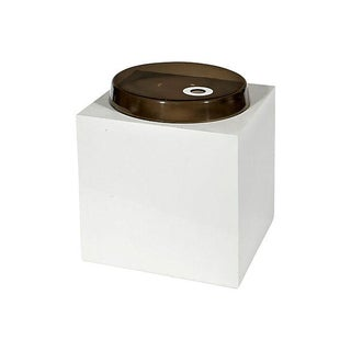 1970's Box-Style Ice Bucket
