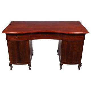 1930s Art Nouveau Executive Desk
