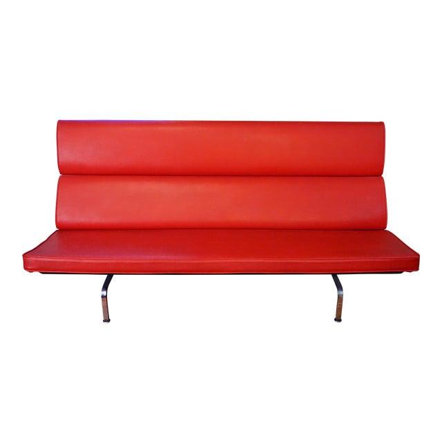 Eames Compact Sofa - Image 1 of 9