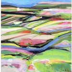 Image of Onion Road III - Spring Acrylic Painting