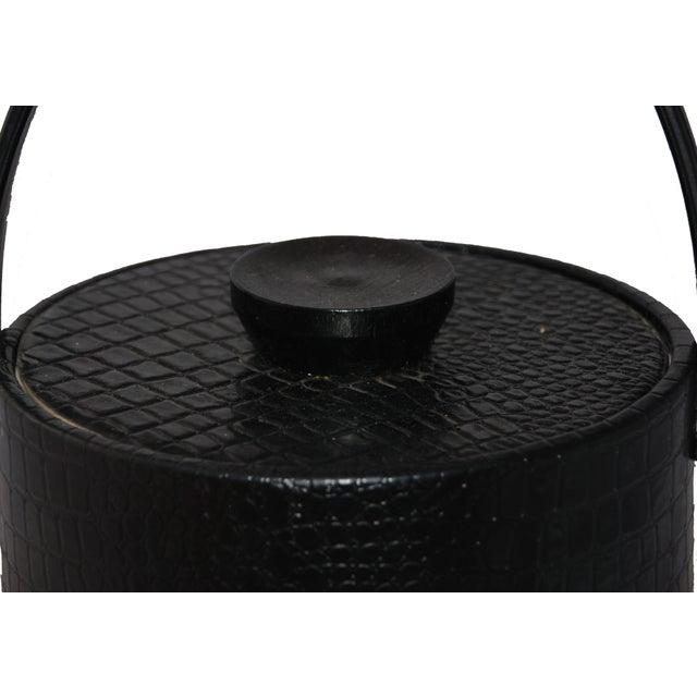 Image of Vintage Mid-Century Modern Ice Bucket