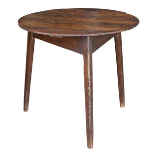 Early 19th Century English Cricket Table