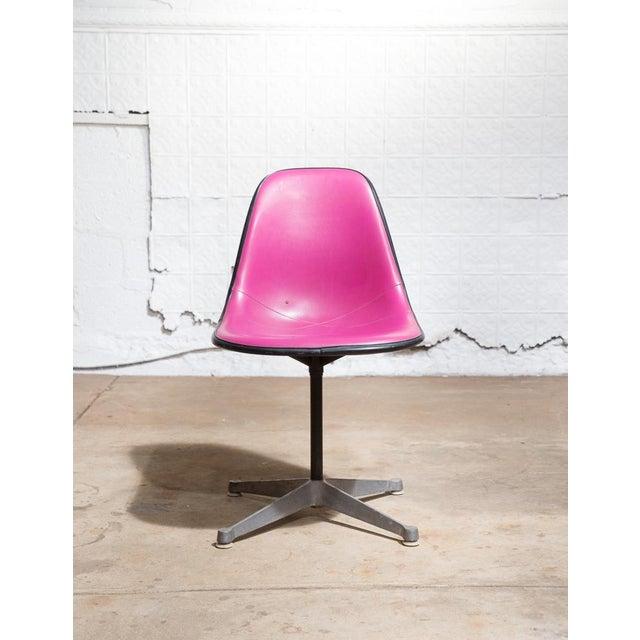 eames swivel base shell chair chairish