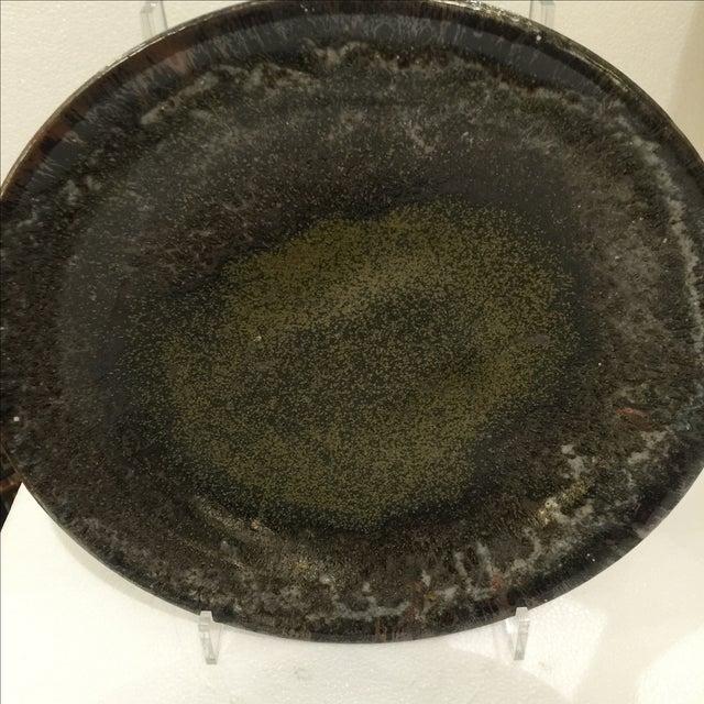 Handmade Earthtones Pottery Bowl - Image 4 of 7