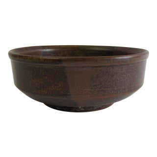 Iron Mountain Stoneware Bowl