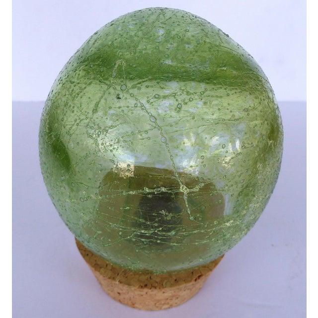 Spanish Mid-Century Glass Vessel/Bottle - Image 6 of 8