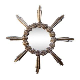 Italian-Style Sunburst Mirror