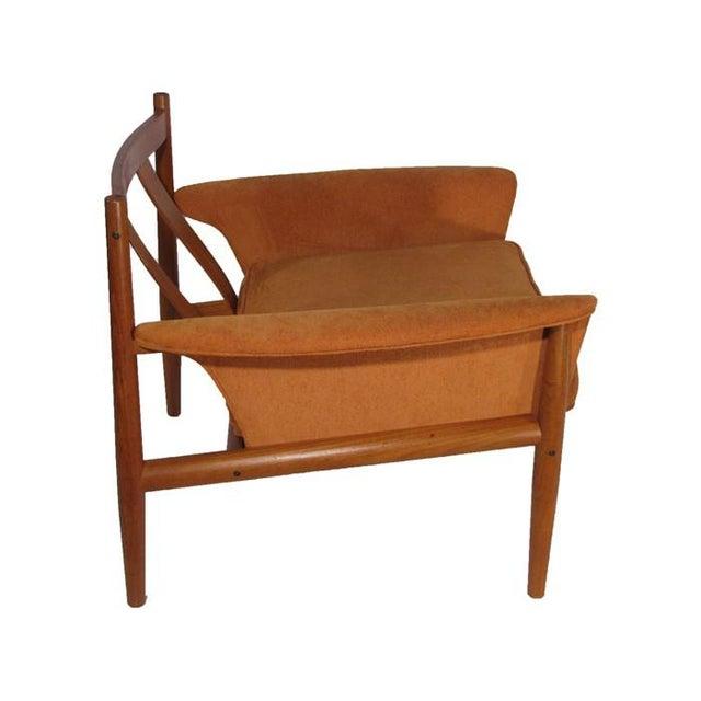 Grete Jalk Teak Sofa & Lounge Chair - A Pair - Image 6 of 9