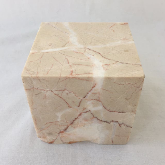 Image of Large Marble Paperweight