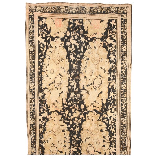 Image of Antique 19th Century Caucasian Karabagh Gallery Carpet