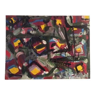 Disjecta Membra 7 Original Artwork