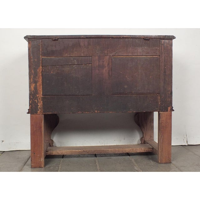 18th Century French Trunk Spanish Baroque-Style - Image 10 of 10