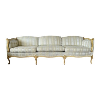 Mangurians Vintage French Provincial Sofa