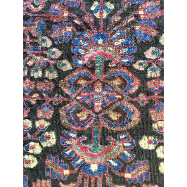 """Vintage Malayer Persian Rug - 3'10"""" X 10' - Image 5 of 9"""