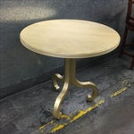 Image of Round Library Table