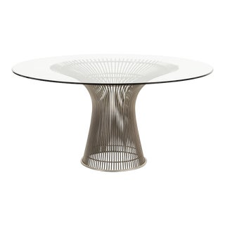 Warren Platner for Knoll Dining Table