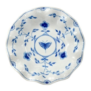 Blue Bing & Grondahl Bowl