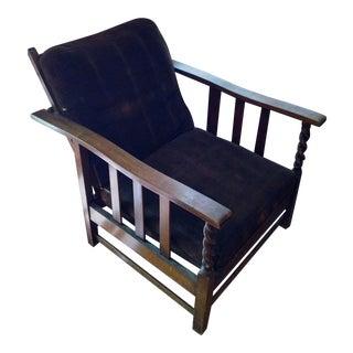 Vintage Morris-Style Chair