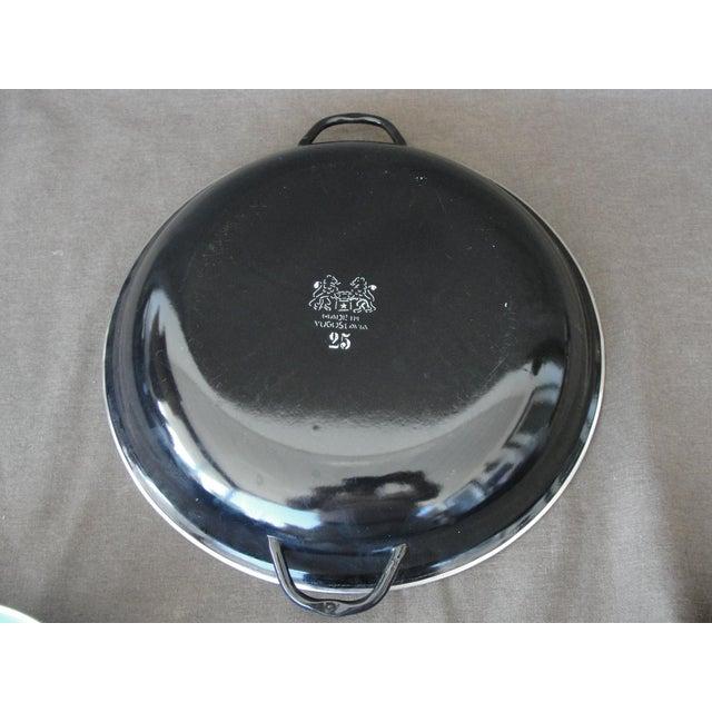 Enameled Steel Saute Pans - Set of 4 - Image 5 of 11