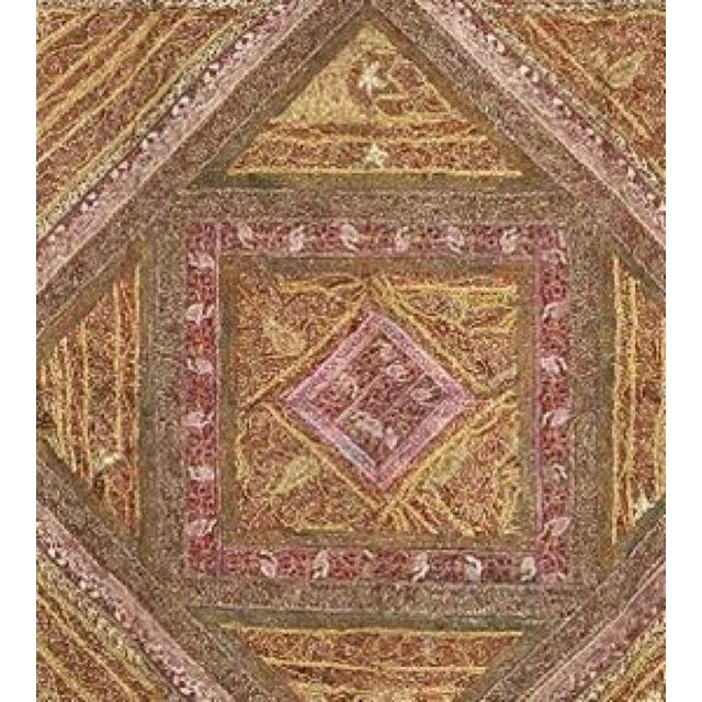 Gold and Pink Multi-Purpose Vintage Panel - Image 2 of 2