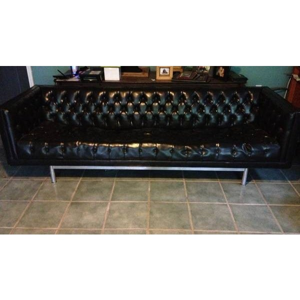 Image of Jack Cartwright Chesterfield Sofa